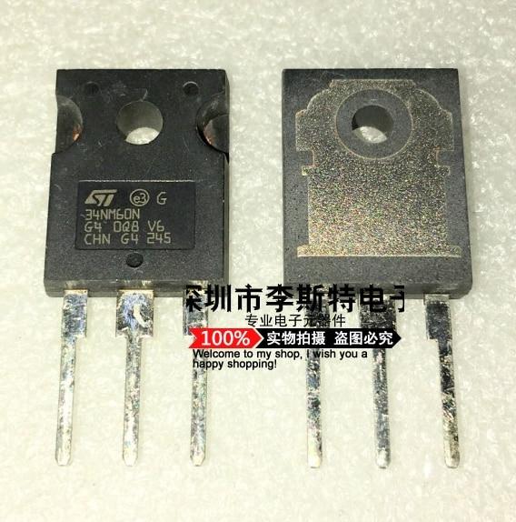 34NM60N STW34NM60N PARA-247 34A 600V