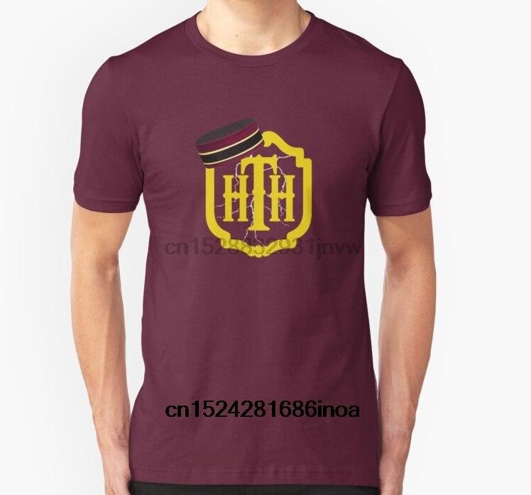 Fashion Cool Men T shirt Women Funny tshirt Tower of Terror Customized Printed T-Shirt