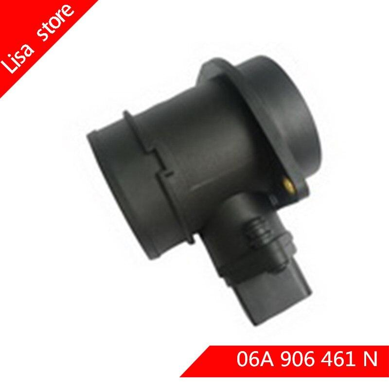 Air flow sensor Für Skoda SuperB Saloon 3U 4 1,8 T 20V 02-07 OEM 0280218 100 0986280223 06A906461N 0 280 218 100 101