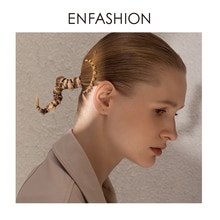 ENFASHION balle épingles à cheveux pour les femmes accessoires couleur or bâton épingle Clip sur la tête mode cheveux bijoux filles amis cadeaux E1098