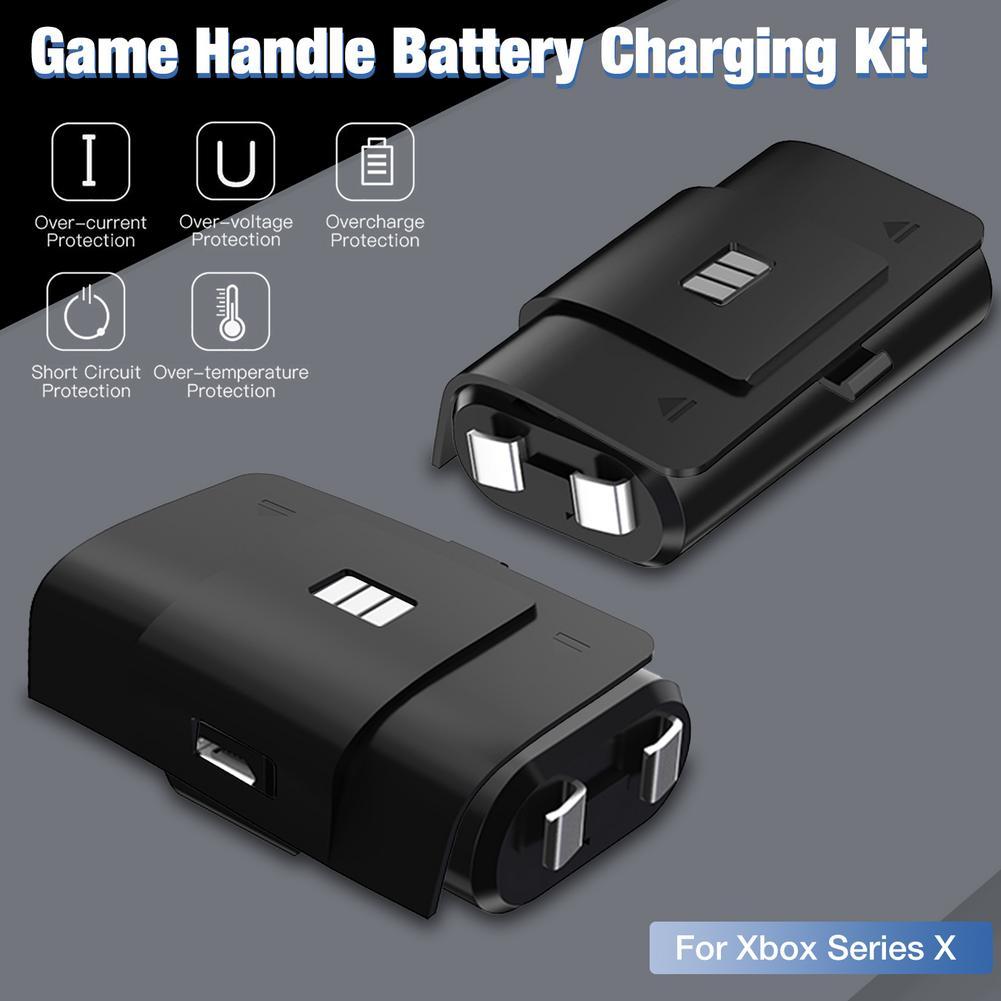 Juego de baterías recargables para Xbox, juego de baterías recargables para Xbox...