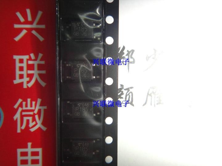 10 pçs/lote Em Estoque 100% Novo & original TLP185GB P185 SOP4