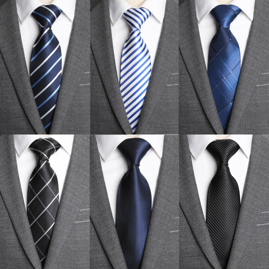Галстуки мужские классические деловые строгие деловые свадебные галстуки мужские подарки аксессуары для модных рубашек и платьев галстук ...
