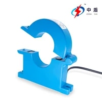 zhongdun zdkct50m low voltage rohs 1000a ac 2000a ct meters sensors current transformer