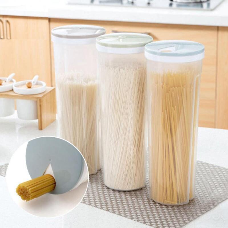 Зернистая Лапша для пасты, искусственная еда, лапша, коробки для пасты, контейнер для хранения для кухни, органайзер для хранения