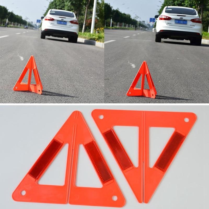 Автомобильный Безопасность аварийный отражающий Предупреждение Треугольники Предупреждение знак Светоотражающие Предупреждение дорожн...