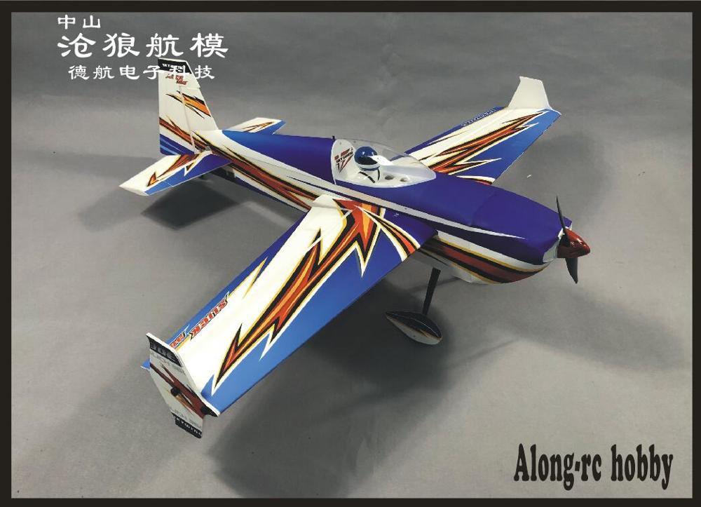 2020 SKYWING NEW PP material PLANE RC 3D plane RC MODEL HOBBY TOYS wingspan 48 inch 30E slick360 v2 F3D airplane KIT or PNP
