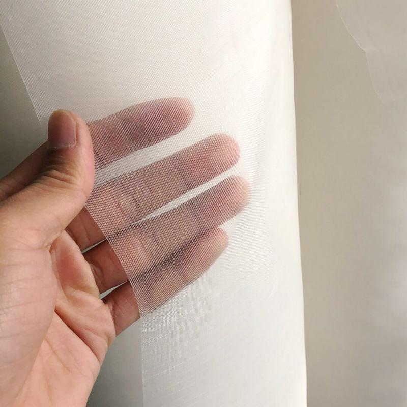 Malla 350/en malla de filtro de nylon para agua de gasa de 40 micrones, pantalla de pintura de soja, tela de filtro industrial para Red de vino y café