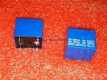 5 pcs/lot Relais SRD-06VDC-SL-C SRD-06VDC-SL SRD-06VDC SRD-06V relais 5 BROCHES 6V DC De Haute Qualité