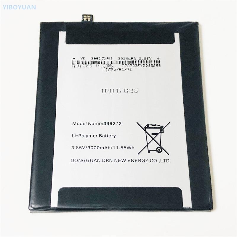 """3,85 V 3000mAh para Wiko Upulse MT6737 5,5 """"Upulse Lite MT6737 5,2"""" аккумулятор batería Batteria pila batería de la batería"""