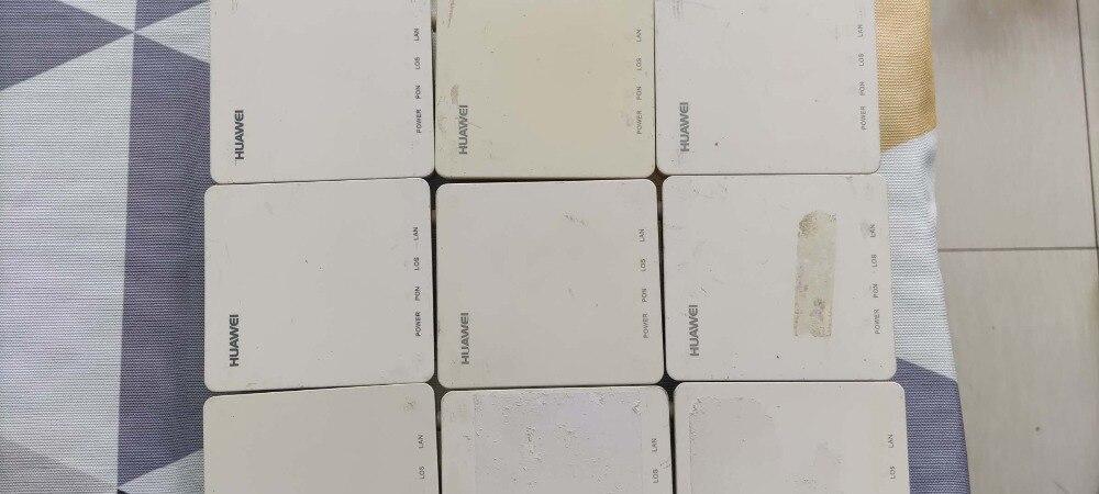 Бесплатная доставка 20 шт. б/у оптоволоконный терминал Gpon ONU HG8310M FTTH б/у