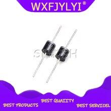 10PCS elektrische Axialgleichrichterdiode 10A10 R-6 DIP 10A 1000V 10a10