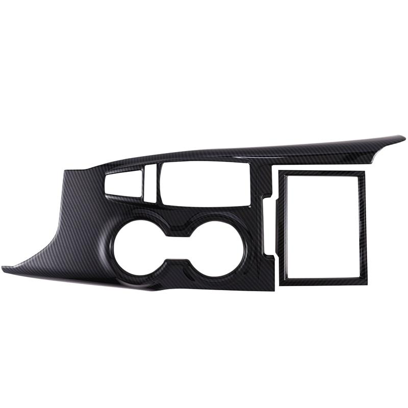 Для Camry 2018 2019 стильная внутренняя центральная консоль коробка переключения