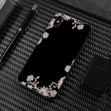 For Nokia X6 2 3 5 6 8 9 230 3310 2.1 3.1 5.1 7 Plus 2017 2018 Flower Retro Rose Floral Leaves Unique Silicone Phone Case