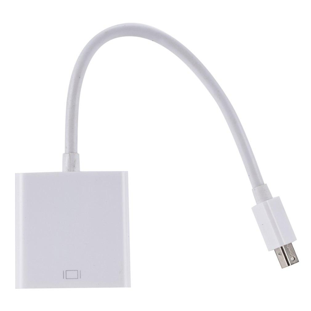 Mini adaptador de DP a HDMI M/F Thunderbolt Mini DisplayPort a HDMI Cable para MacBook Pro aire iMac 1080p N020