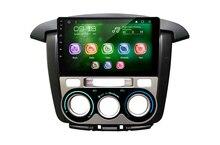 Affichage IPS 9 pouces Android 9.0 octa-core Ram 2 go Rom 32 go voiture   Lecteur multimédia, pour Toyota Innova 2012-14 manuel AC, avec écran tactile 2.5D