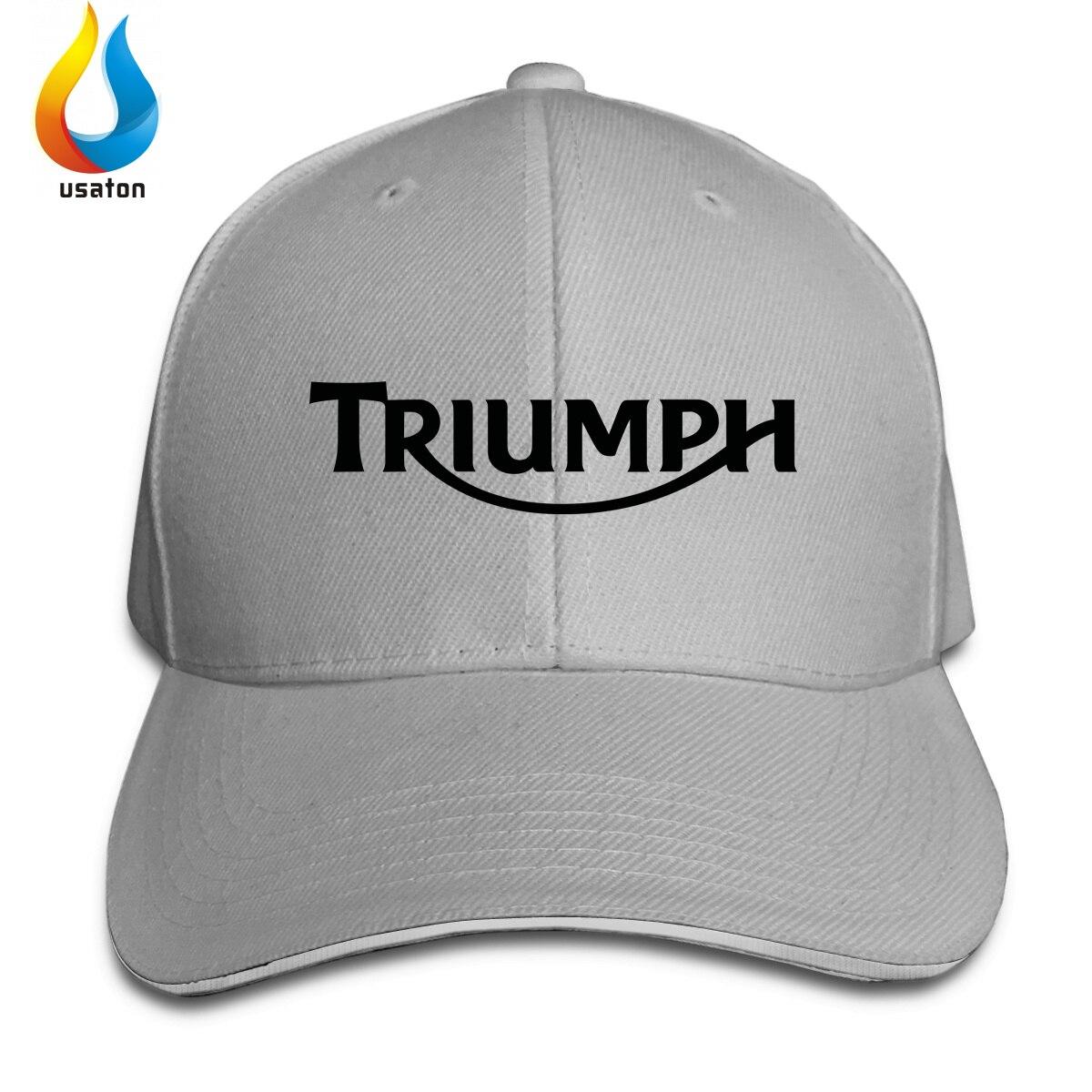Бейсболка Triumph, Снэпбэк Кепка с логотипом мотоцикла, кепка, головной убор для мужчин, головные уборы на заказ