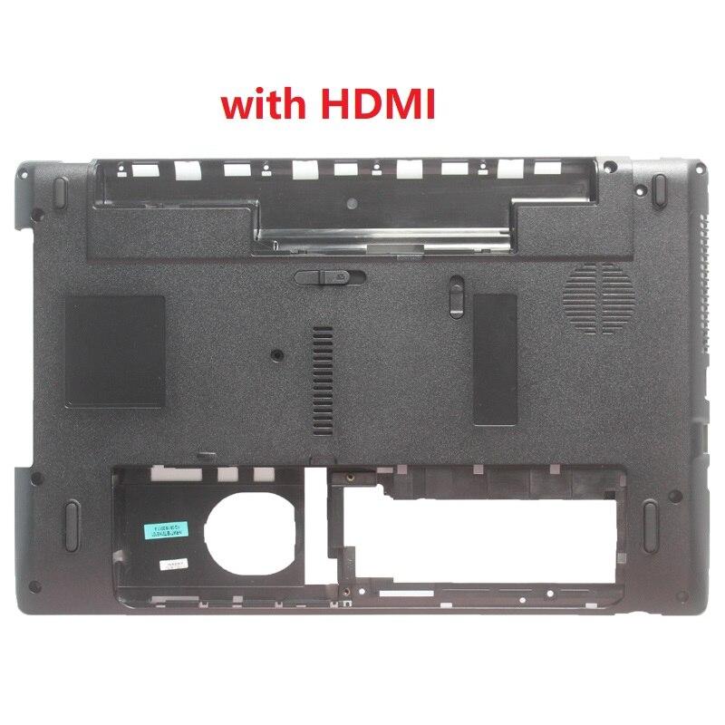 Нижний чехол для ноутбука Acer Aspire 5742 5252 5253 5336 5552 5552G 5736 5736G 5736Z 5742Z PEW71 Базовая крышка с HDMI