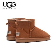 Original UGG Boots 5854 Women Uggs Snow Shoes Fur Warm Winter Boots Women's Classic Short Sheepskin