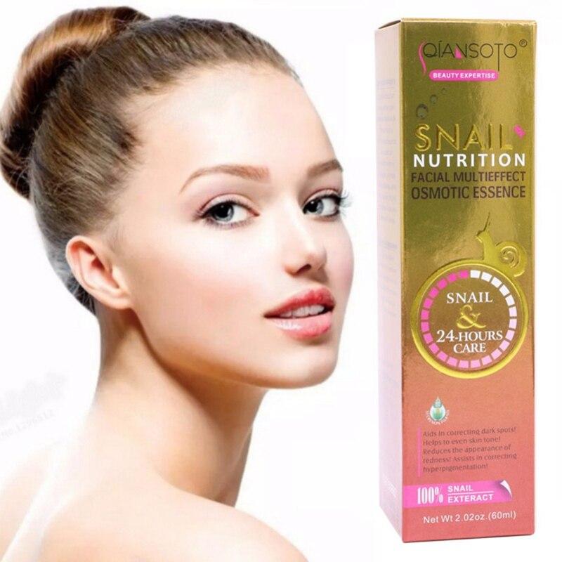 Anti Envelhecimento Lifting Facial Essência Charme Eterna Juventude Caracol Creme Gel Líquido Soro Anti Rugas 60ml