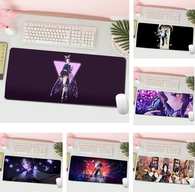Кохау Shinobu по индивидуальному заказу игровой коврик для мыши для ноутбука XL Большой геймер клавиатура PC стол коврик планшетный компьютер ко...