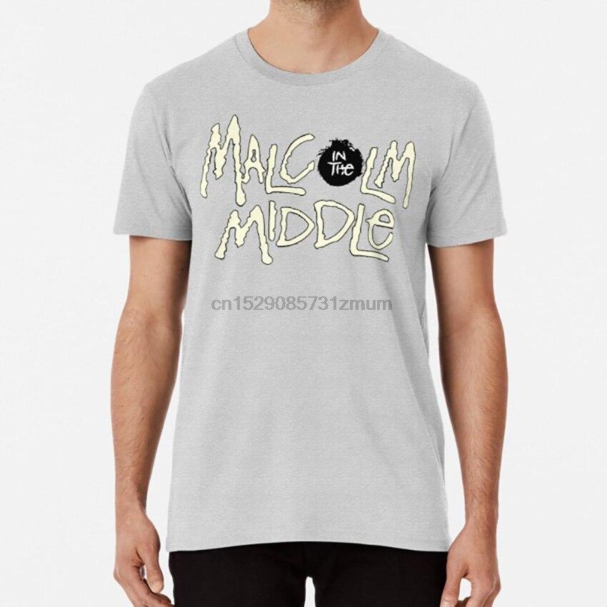 Camiseta de Malcom en el medio 90s 90 0 00s