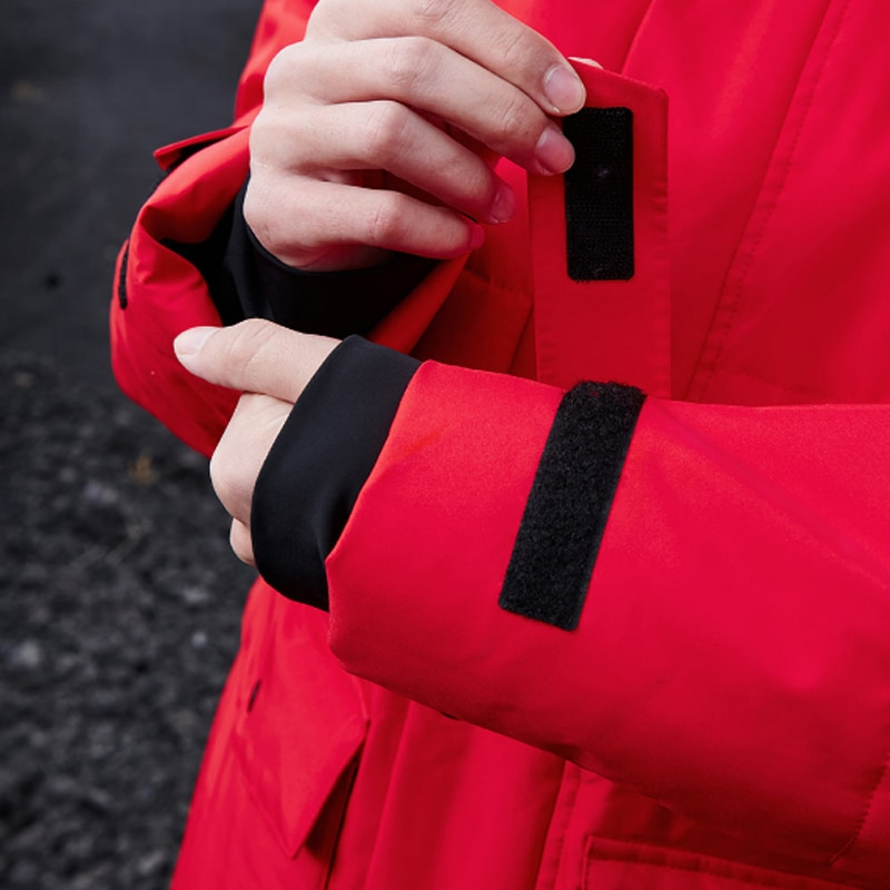 Electric Graphene Heated Jacket Women Men USB Electric Heating Hooded Warmer Down Jackets Winter Outdoor From Xiaomi Youpin enlarge