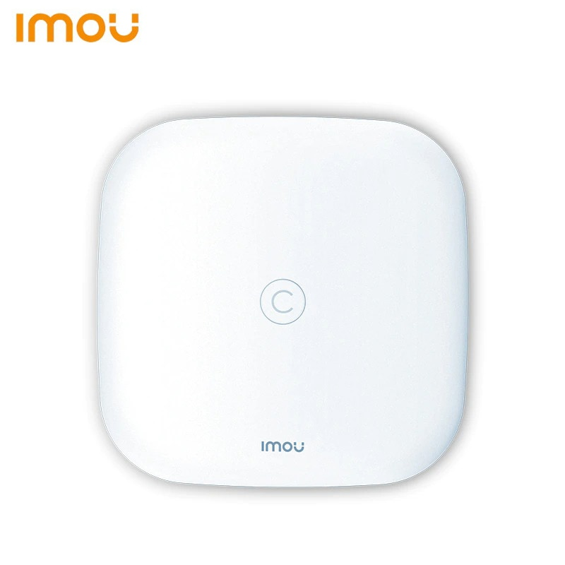 Imou Alarm Station With Airfly Wired or Wireless Connection Supports Up to 32 Detectors The Center of Smart Alarm System 433MHz enlarge