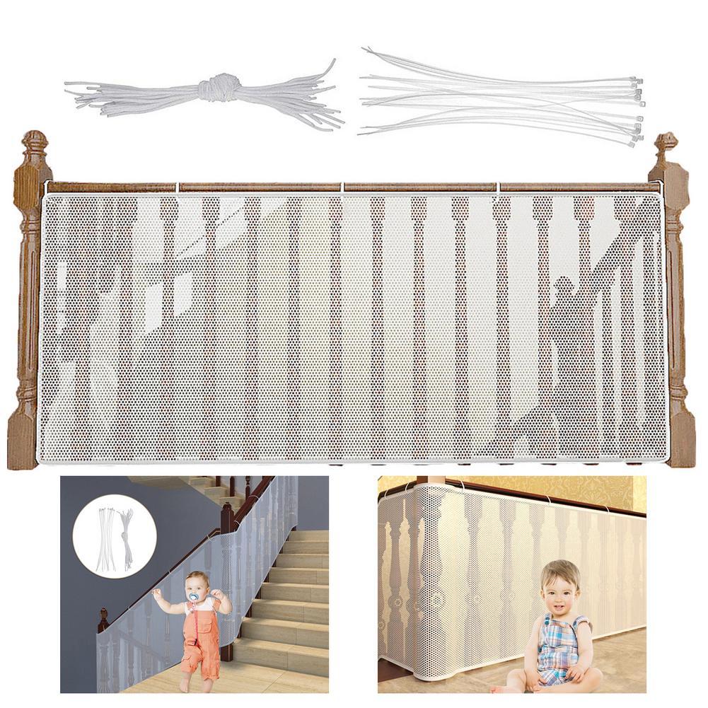 Детские лестницы ограждения для детей забор для обеспечения безопасности ребенка железнодорожных балкон ограждение лестницы Balconys ребенка...