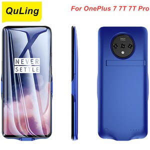 QuLing 6800 Mah For OnePlus 7 7T For OnePlus 7T Pro Battery Case Battery Charger Bank Power Case