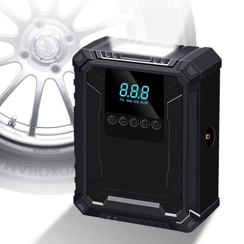 Автомобильные насосы, портативный воздушный компрессор, воздушный насос для шин, велосипедный насос для автомобильных шин, воздушный инжек...
