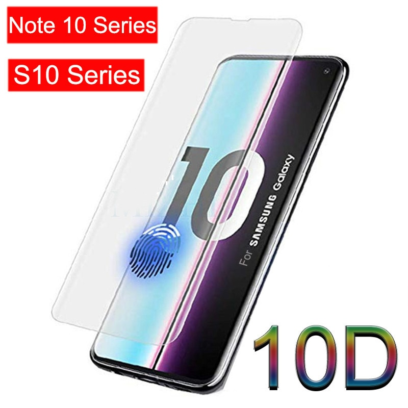 Protective Glass for Samsung Note 10 Plus Tempered Glas on Galaxy S10 Plus S10e Screen Protector Safety Junsun S 10 E Not Note10