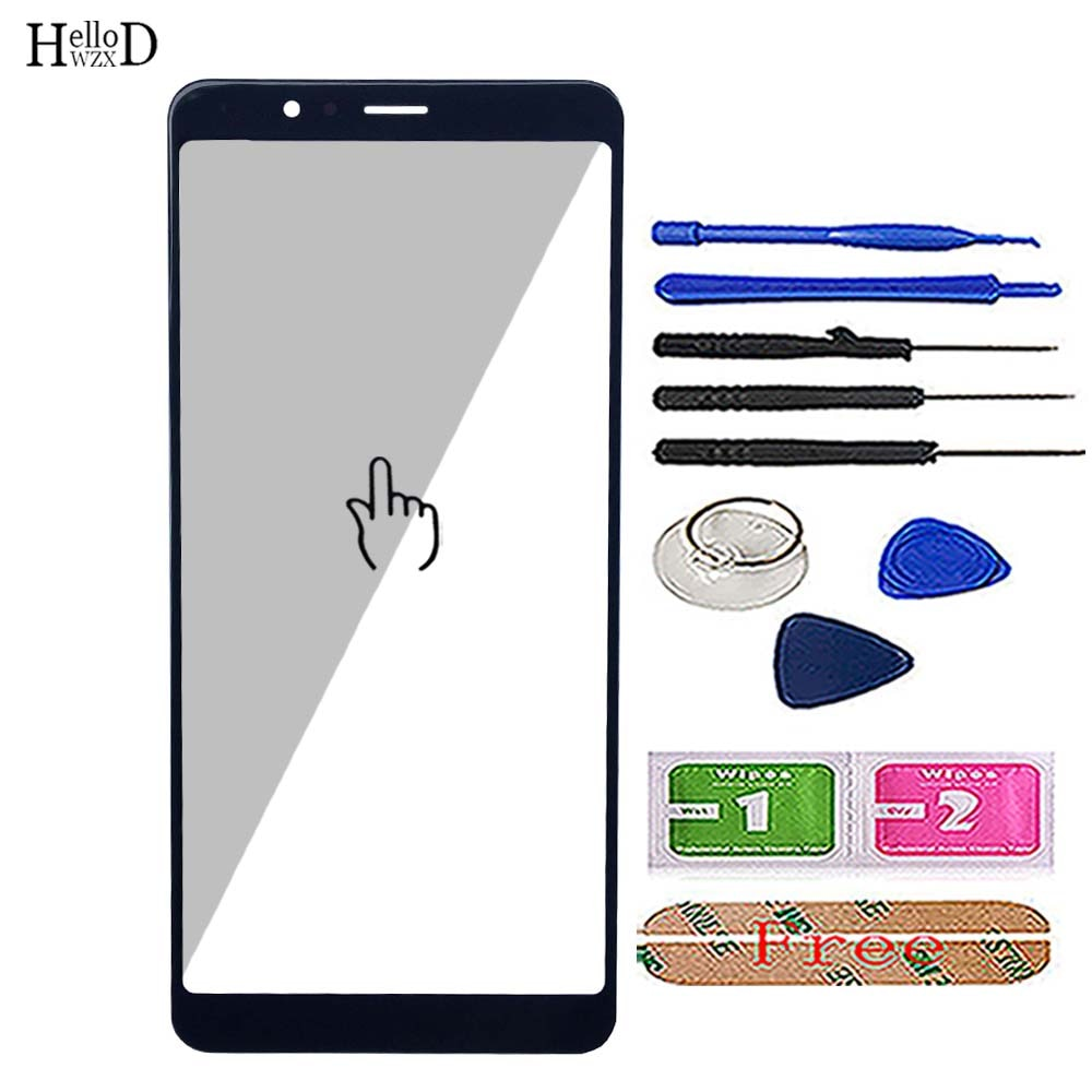 5.99'' Mobile Phone Front Outer Glass For ZTE Red Magic 2 NX619J Front Outer Glass ( No Touch Screen
