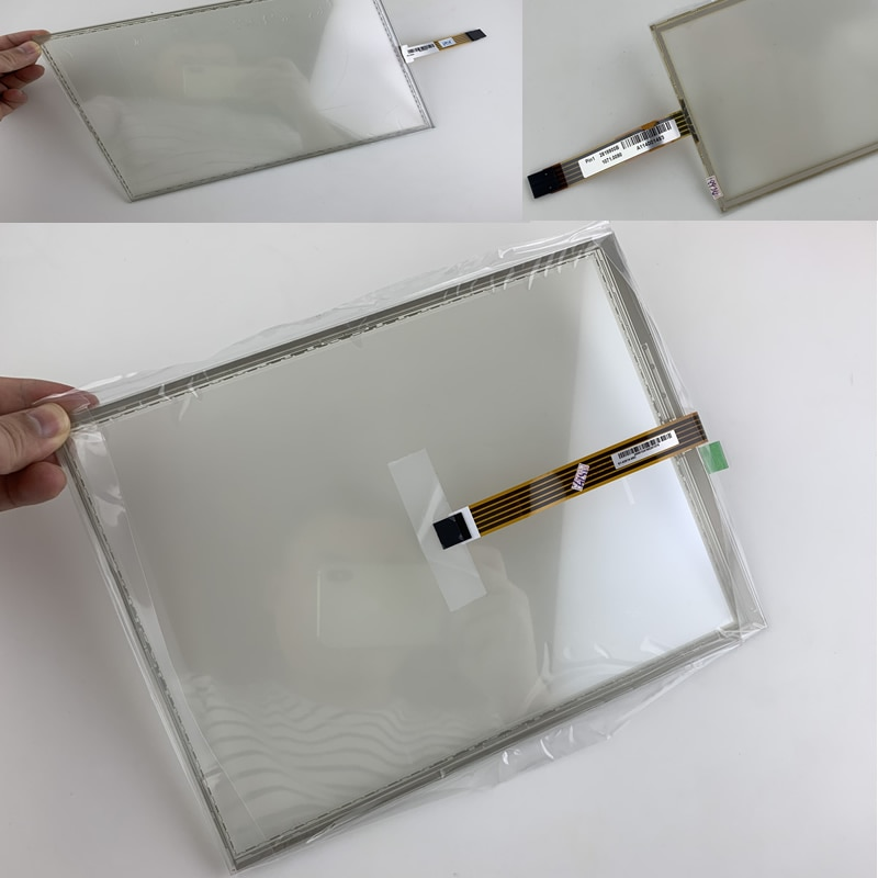 T104S-5RBJ06N-0A18R0-150FN شاشة تعمل باللمس الزجاج لإصلاح لوحة المشغل ~ تفعل ذلك بنفسك ، لديها في الأوراق المالية