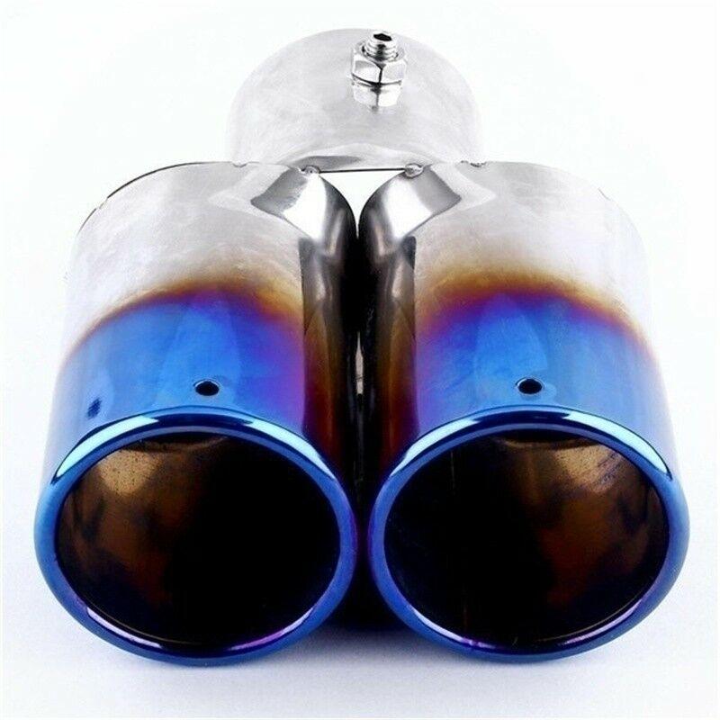 Tubo de escape Universal para coche, de acero inoxidable, de alta calidad