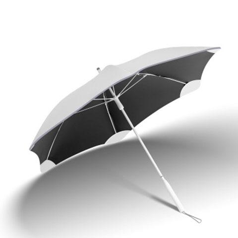 Fashion Umbrella Large Fashion Windproof Long Handle Umbrella Uv Protection Long Handle Paraguas Grande Rain Gear BG50RG enlarge