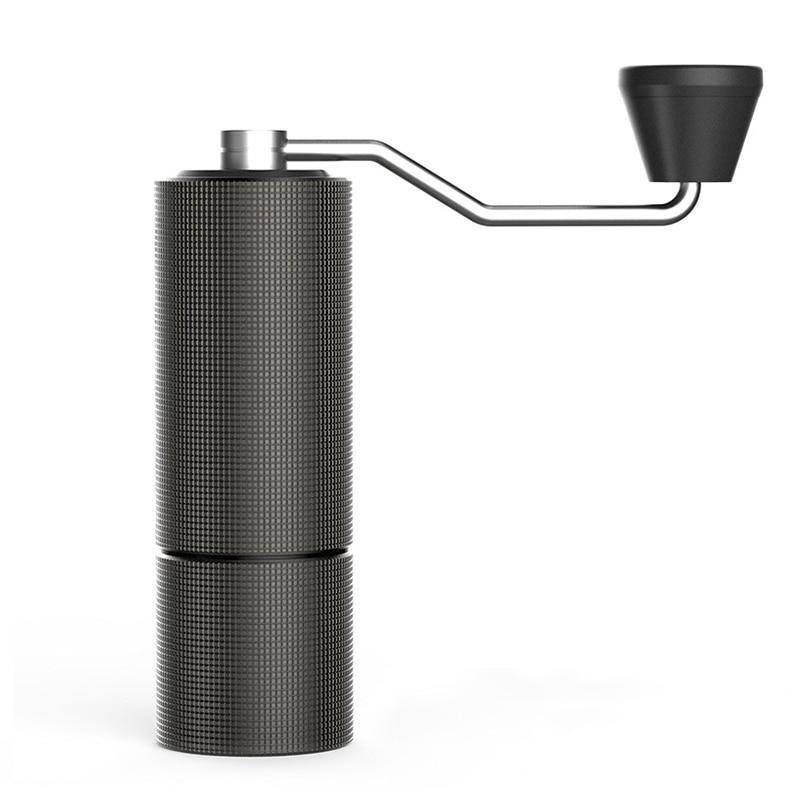 Upgrade Chestnut C2 New Version Manual Grinder Portable Hand Coffee Grinder Burr Grind Machine with Metal Bean Canister