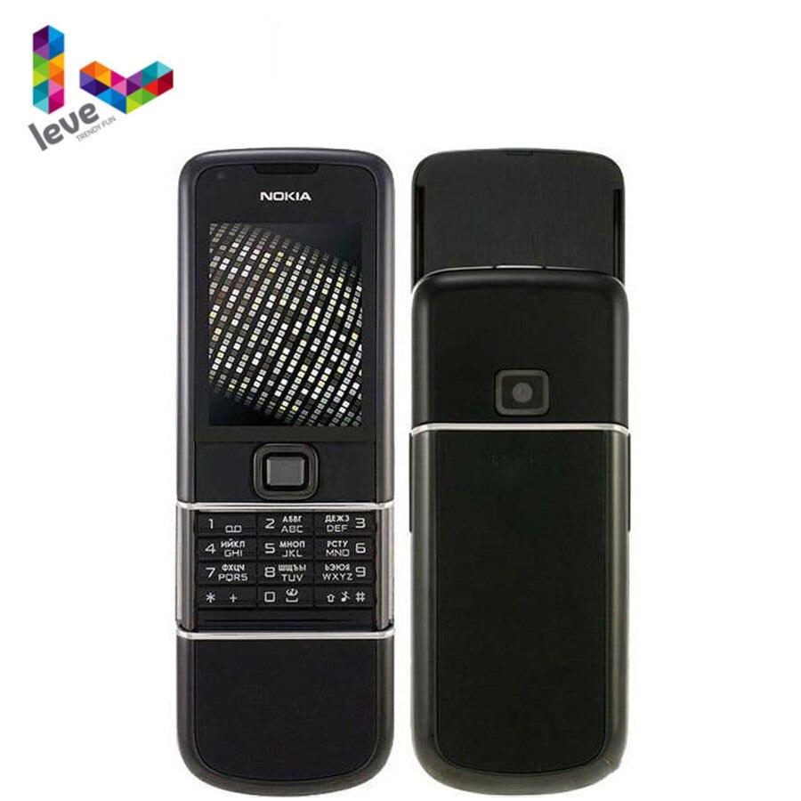 Original Nokia 8800 Mobile Phone 2G GSM Tri-band Unlocked Classic 8800 Refurbished Phone Russian Ara