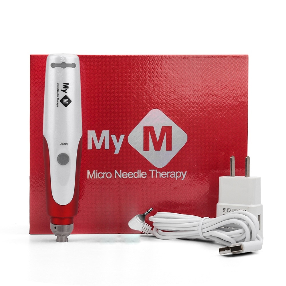 Штыковая Dr-ручка, микро-игольчатая ручка, игольчатый картридж для отшелушивания, для электрического микро-скручивания, терапия пор, микро-Д...