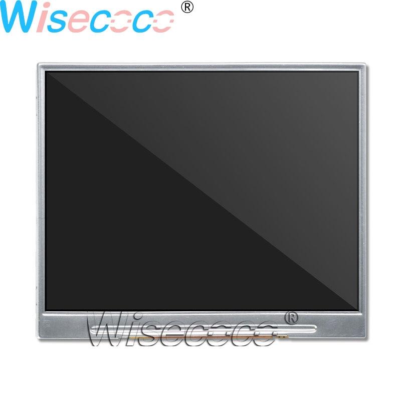 3.5 Cal wyświetlacz 640*480 TFT PANEL LCD ekran IPS RGB 24bit 54pin o wysokiej jasności JT035IPS02-V0
