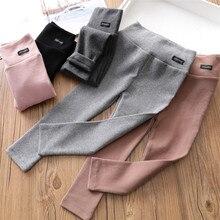 2019 baby girl cotton pants leggings spring autumn girl kids pencil pants clothes