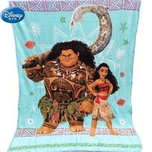 디즈니 모아 나 및 마우이 플러시 담요 던져 117x152cm 침대/어린이 침대/소파 아기 어린이 소녀 소년 생일 선물 할인!
