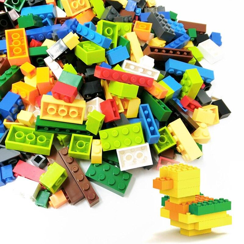 Лидер продаж, набор красочных строительных блоков «сделай сам», Детские кубики, креативные наклейки, игрушки, фигурки для детей, подарок на ...