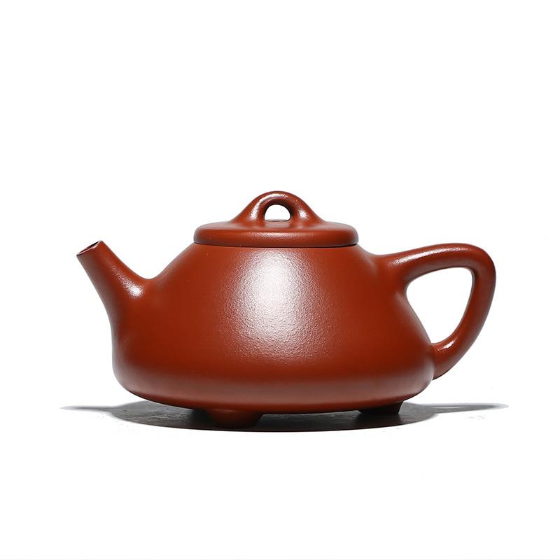 Yixing الأرجواني الطين إبريق الشاي ، Zisha ، طقم شاي ، مجموعة الشرب ، شرب الشاي ، اليدوية ، Ziye حجر مغرفة إبريق الشاي ، درينكوير ، دعوى الأخضر