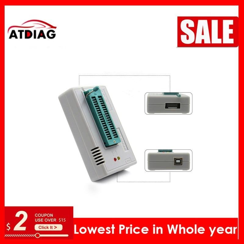 V9.0 Original MINI PRO TL866 II Plus USB Universal Programmer EEPROM FLASH with Adapters High Speed Programmer