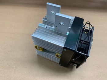 Triac KS500A KS500A1600V KS500A-16 KS500A1600V-SF-12 with fan type module