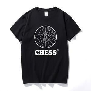 Chess records t shirt blues soul stax motown jazz breaks men clothes 2020 Cotton short sleeved T-shirt summer top camisetas