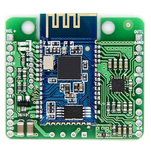 5V CSR8645 APT-X Lossless Music Hifi Bluetooth 4.0 Receiver Board Amplifier Module for o Car Amplifier Speakers