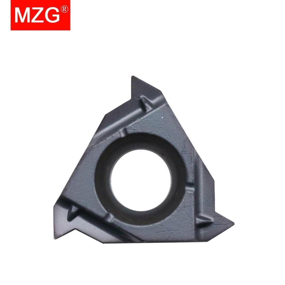 MZG 11IRAG60 ZM860 التصنيع باستخدام الحاسب الآلي الداخلية العامة بالقطع الفولاذ المقاوم للصدأ تحول أدوات الموضوع حامل أداة لولبة من الكربيد إدراج