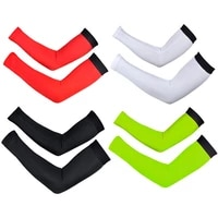 anti ultraviolet cycling sleevesbreathable ice silk bike sleevesfor mountain bikesbicyclesdrivingfitnesssport accessories